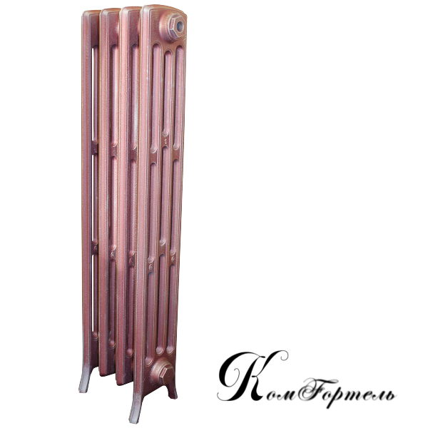 Радиатор чугунный RETROstyle Derby М 4/800